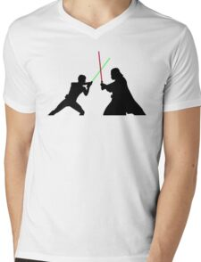 Star Wars Battlefront Mens V-Neck T-Shirt