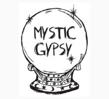 Crystal Ball Mystic Gypsy Kids Clothes