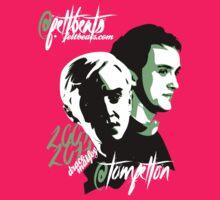 @TomFelton, Draco Malfoy - @feltbeats by Rotae