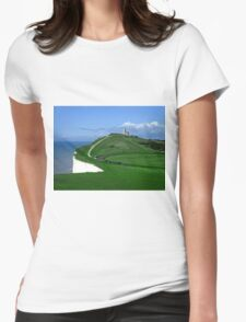 Belle Tout Lighthouse Womens Fitted T-Shirt