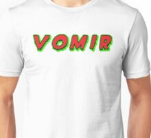 Vomir - Harsh Noise Wall Unisex T-Shirt