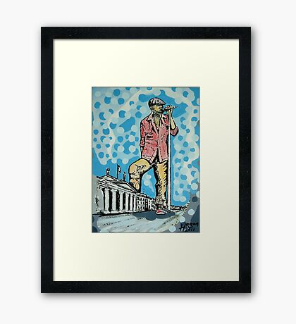 Soul Inspired Framed Print