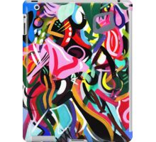Psych Abstract #2 iPad Case/Skin