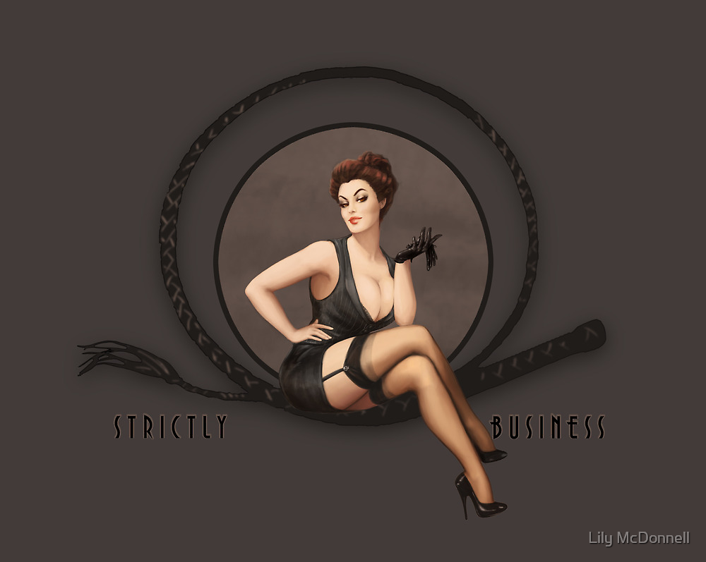 Strictly Business by Lily McDonnell