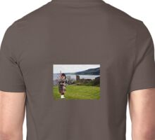 The Lone Piper Unisex T-Shirt