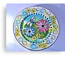 Waterlily Wonderland Canvas Print