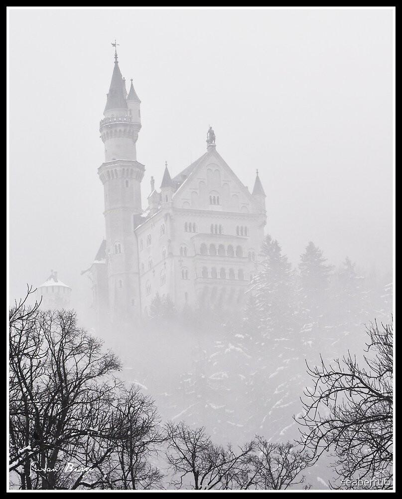 Schloss Neuschwanstein by seaberry6
