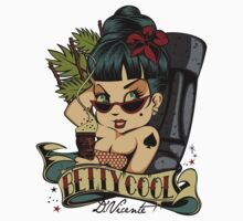 TIKI BETTY COOL by DAVID VICENTE