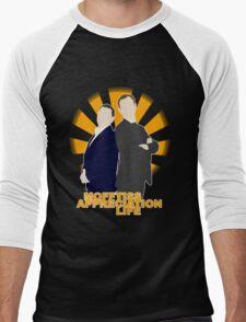 Mofftiss Appreciation Life Men's Baseball ¾ T-Shirt
