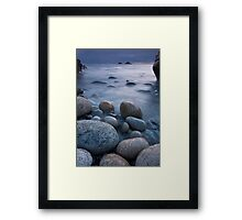 Cornwall: Mystic Waters Framed Print