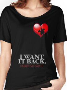 I WANT IT BACK Women's Relaxed Fit T-Shirt