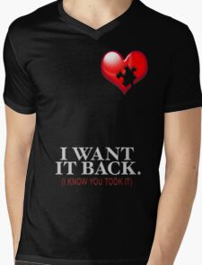 I WANT IT BACK Mens V-Neck T-Shirt