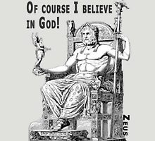 Ask yourself?  What would Zeus do? Unisex T-Shirt