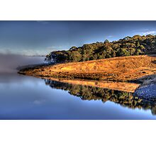 In A Reflective Mood - Oberon Dam, Oberon,NSW Australia - The HDR Experience Photographic Print