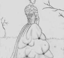 Rose Dress by Marita Wohlfert