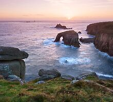 Celtic Landscapes  by Angie Latham