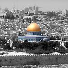 Dome of the Rock by eugenz