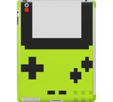 Gameboy Color Pixel iPad Case/Skin