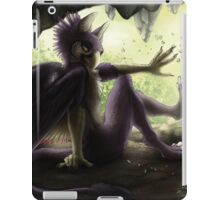 Gryphon's Cave iPad Case/Skin