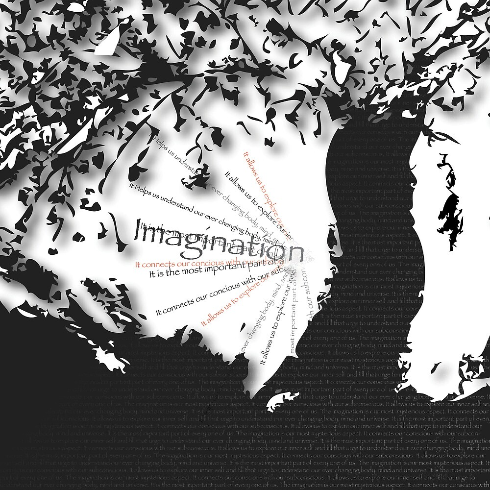Imagination Tree of Mine by Christina Rodriguez