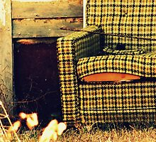 Picture yourself in the living room by kersey