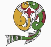 Renaissance Fish 2 Kids Clothes