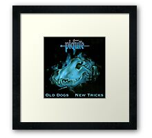 Picture Old Dogs New Tricks Framed Print