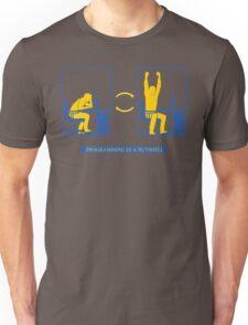 Programming in a nutshell Unisex T-Shirt