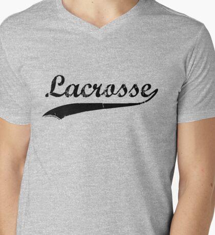 LAX Retro Mens V-Neck T-Shirt