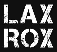 LAX ROX - Dark One Piece - Short Sleeve