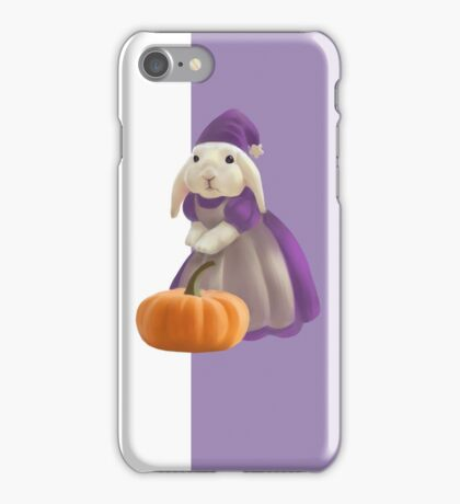 Bunny witch iPhone Case/Skin