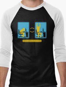 Programming in a nutshell Black Ed Men's Baseball ¾ T-Shirt