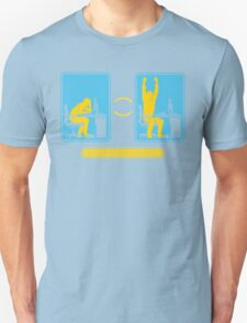 Programming in a nutshell Black Ed Unisex T-Shirt