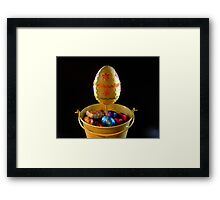 TRASH????? Framed Print