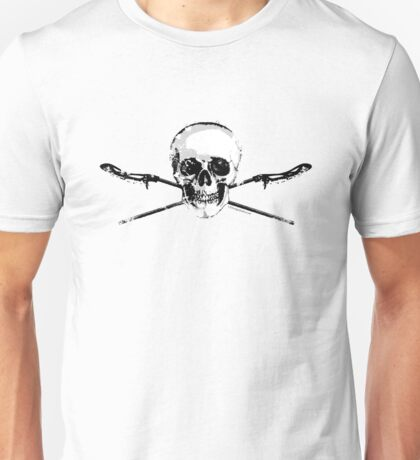 LAX Skull Unisex T-Shirt