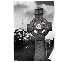 celtic cross.. Poster