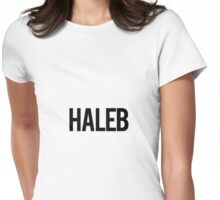 Haleb Womens Fitted T-Shirt