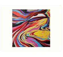 'Ecstasy' Art Print