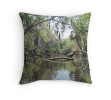Turkey Creek Sanctuary Throw Pillow