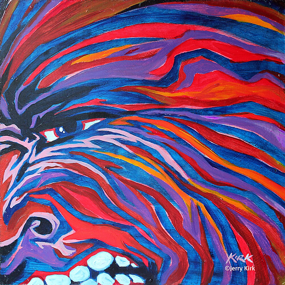'Anger' by Jerry Kirk