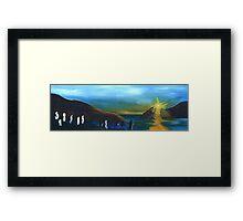 Ra Ra Ra Framed Print