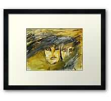 Wild and Windy Weather - Where Did All Our Love Go? Framed Print