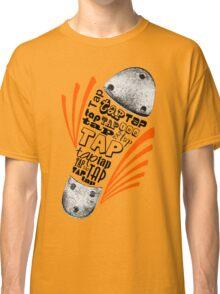 Tap Shoe Grayscale Classic T-Shirt