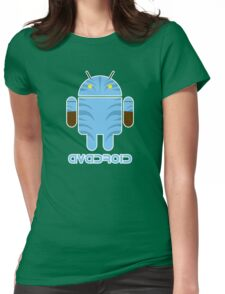 Avadroid Womens Fitted T-Shirt