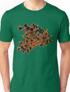 Happy Halloween spiders Unisex T-Shirt