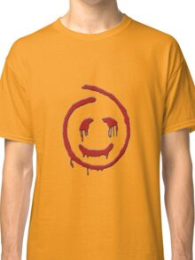 The Mentalist: Red John Classic T-Shirt