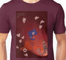 Love in the air Unisex T-Shirt