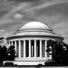 Jefferson Memorial by SuddenJim