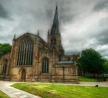 Parish Church of St Mary and All Saints by John Hare