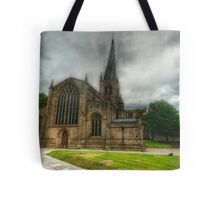 Parish Church of St Mary and All Saints Tote Bag